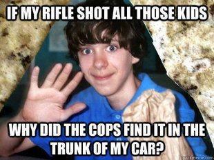 Ct shooting